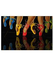 Ballet Dancers With Skilled Legs 17x11 Poster front