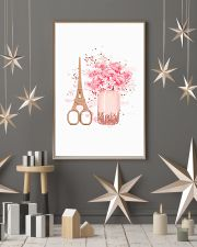 Hairdresser Pinky Paris  11x17 Poster lifestyle-holiday-poster-1