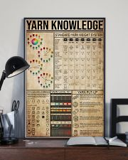Yarn Knowledge 11x17 Poster lifestyle-poster-2