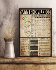 Yarn Knowledge 11x17 Poster lifestyle-poster-3