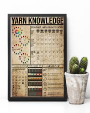 Yarn Knowledge 11x17 Poster lifestyle-poster-8
