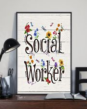 Social Worker  11x17 Poster lifestyle-poster-2