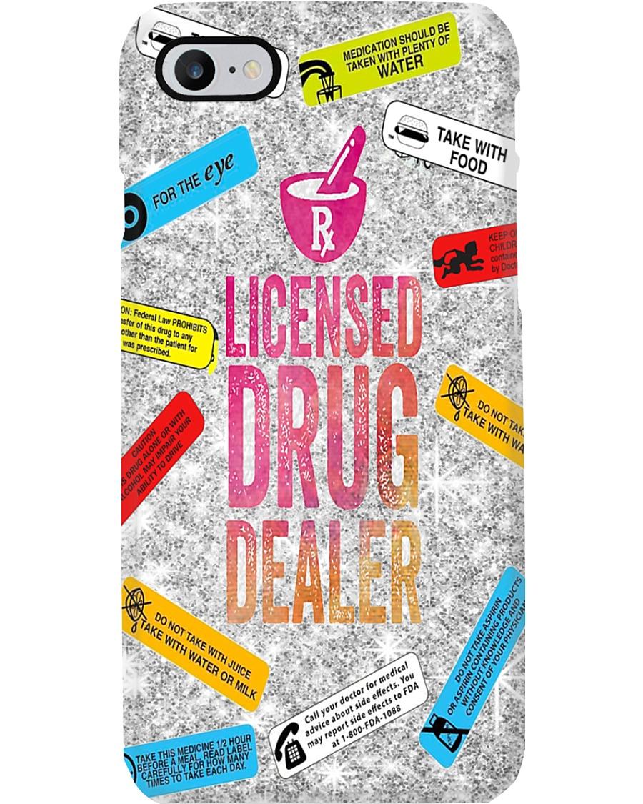 Pharmacy drug dealer Phone Case
