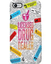 Pharmacy drug dealer Phone Case i-phone-7-case