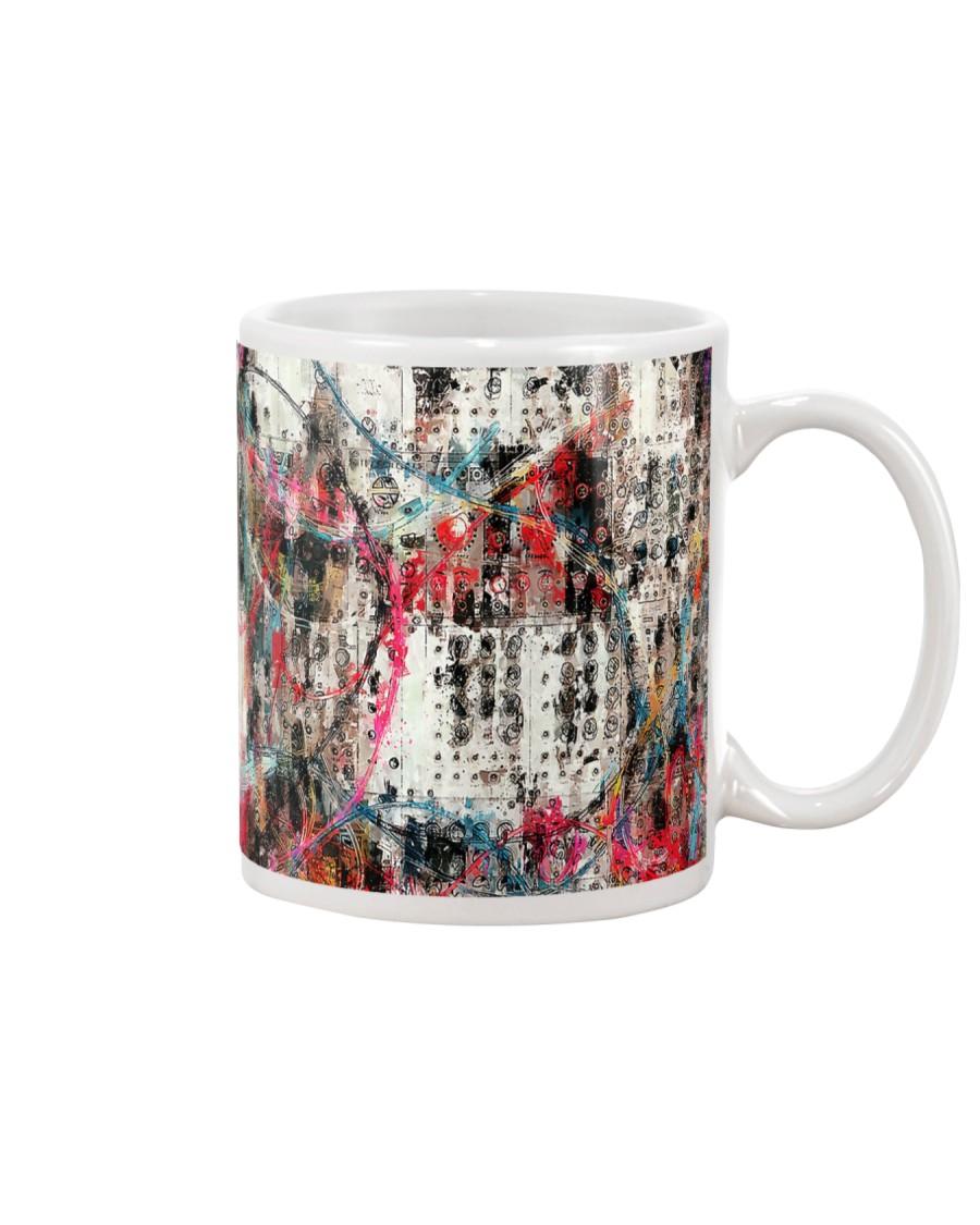 Analog Synthesizer  Mug