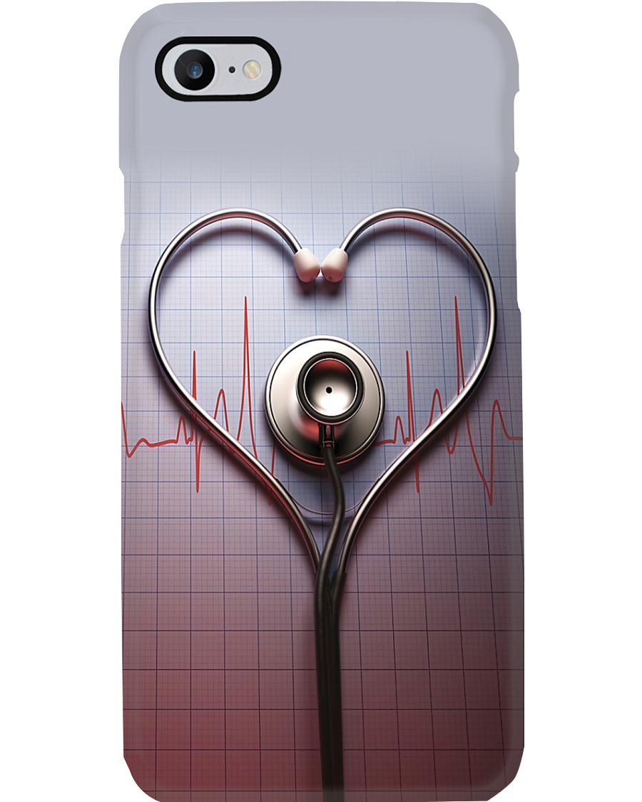 Paramedic Stethoscope Phone Case