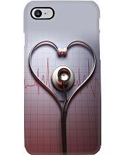 Paramedic Stethoscope Phone Case i-phone-8-case
