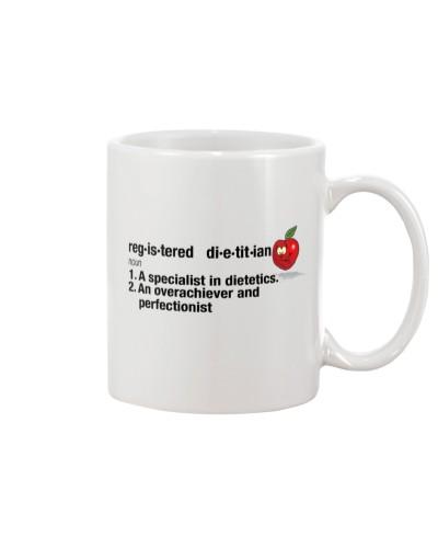 Registered Dietitian Definition