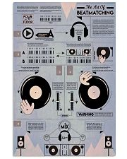 DJ The Art Of Beatmatching 11x17 Poster front