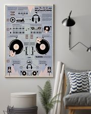 DJ The Art Of Beatmatching 11x17 Poster lifestyle-poster-1