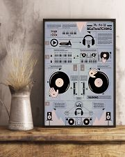 DJ The Art Of Beatmatching 11x17 Poster lifestyle-poster-3