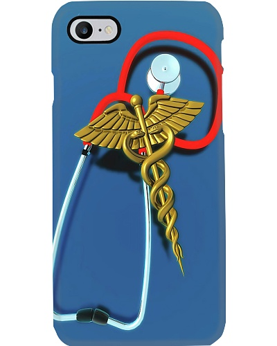Medical Assistant Caduceus And Stethoscope