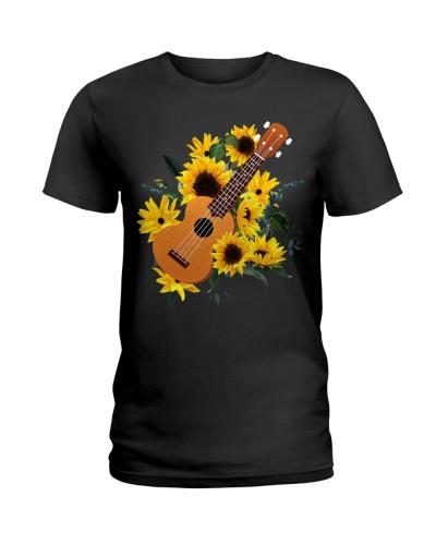 Sunflower Ukulele