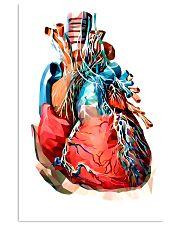 Art Heart Cardiology 11x17 Poster front