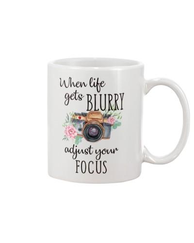 Adjust Your Focus Photographer