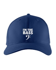 I'm The Bass Guitar Player Embroidered Hat tile