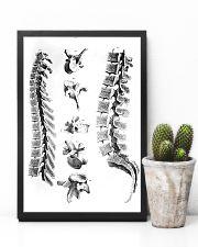 Chiropractor anatomy 11x17 Poster lifestyle-poster-8
