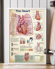 Cardiologist The Heart 11x17 Poster lifestyle-poster-4