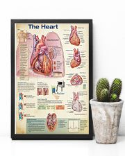 Cardiologist The Heart 11x17 Poster lifestyle-poster-8