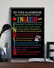 Teacher in this classroom 11x17 Poster lifestyle-poster-2