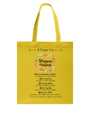 A prayer for Physician Assistants Tote Bag tile