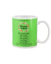 A prayer for Physician Assistants Mug tile
