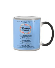 A prayer for Physician Assistants Color Changing Mug thumbnail