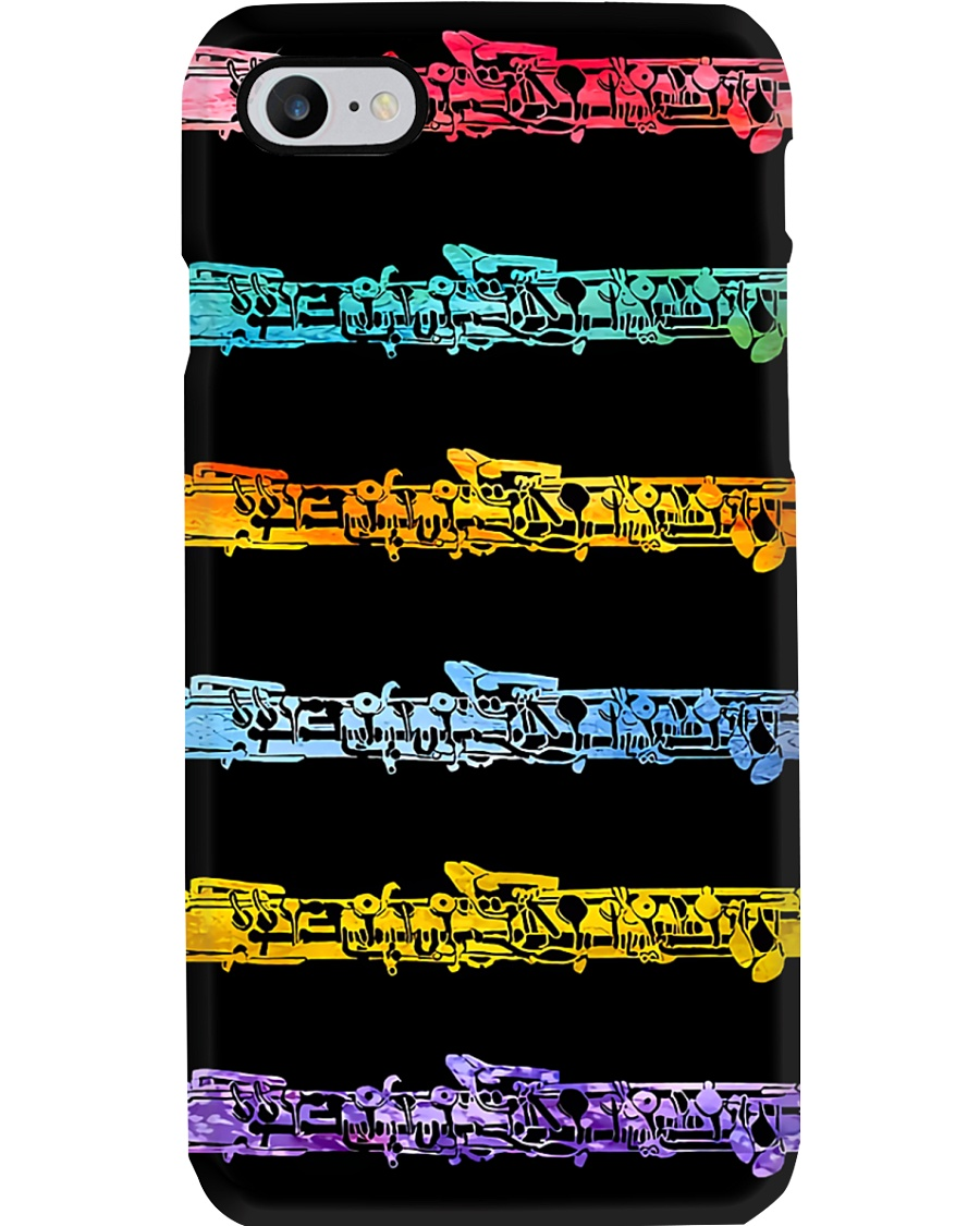 Many Color Clarinets Phone Case