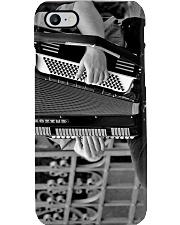 Accordion player  Phone Case i-phone-8-case
