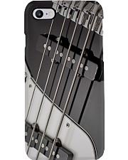 Bass Guitar Art Strings Phone Case i-phone-7-case