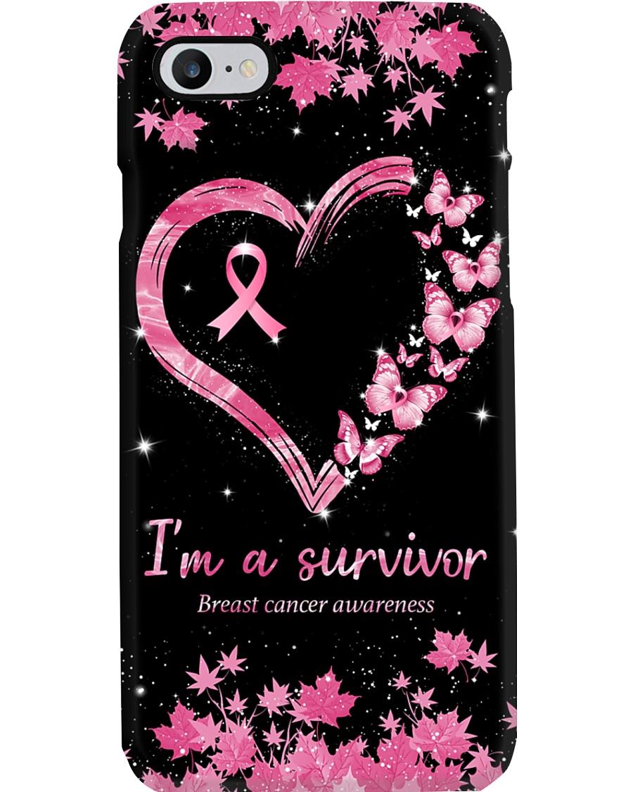 Breast Cancer I'm Survivor  Phone Case