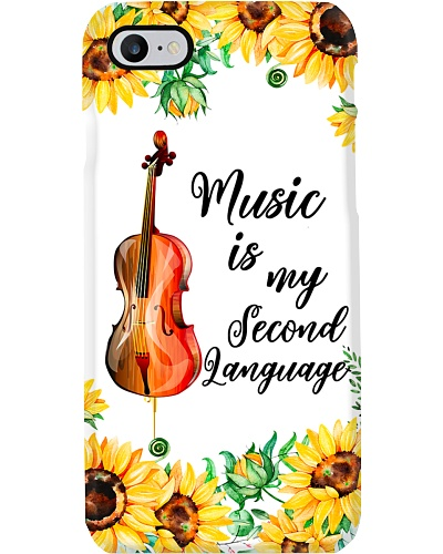 Cello Music is my second language