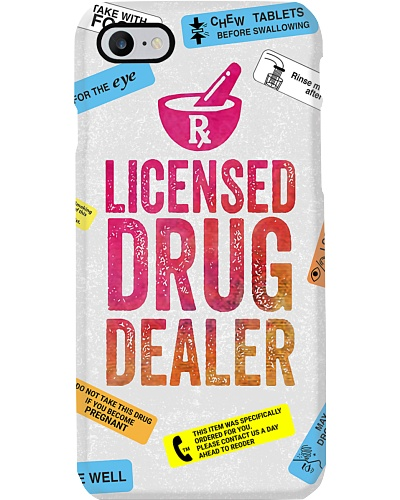 Pharmacist License Drug Dealer