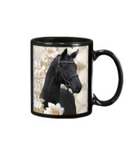 Horse Girl - Black Horse Mug thumbnail