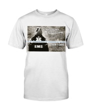 Paramedic I heard the voice of the Lord Classic T-Shirt thumbnail