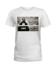 Paramedic I heard the voice of the Lord Ladies T-Shirt thumbnail