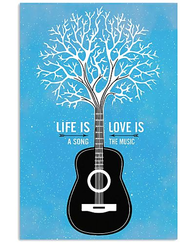 Guitar Tree Life And Love
