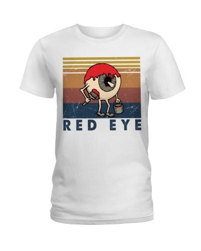 Optometrist Red Eye