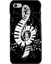 Piano Clef Phone Case i-phone-7-case