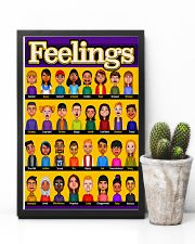 Social Worker Feelings 11x17 Poster lifestyle-poster-8