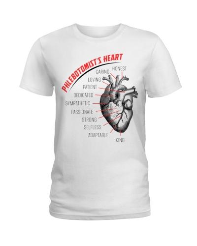Phlebotomist's Heart