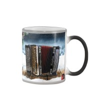 Accordion Christmas  Color Changing Mug thumbnail