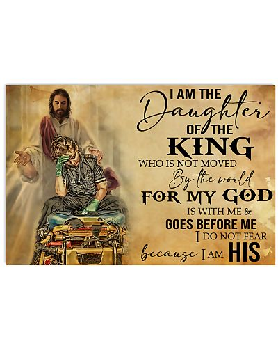 Paramedic I Am The Daughter Of The King