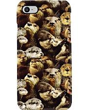 Otter Cute Phone Case i-phone-7-case