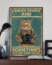 Shoot People Photographer 11x17 Poster lifestyle-poster-2