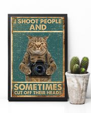 Shoot People Photographer 11x17 Poster lifestyle-poster-8