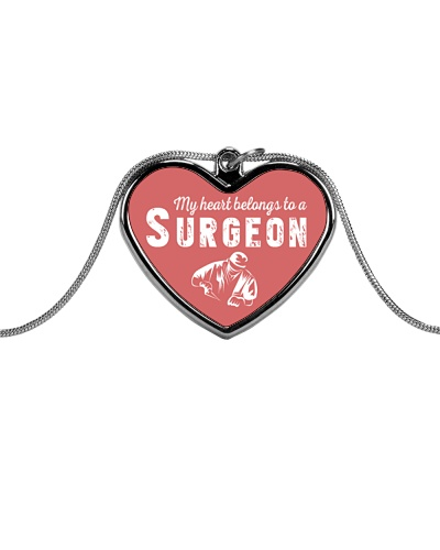Surgeon My Heart Belongs To A Surgeon