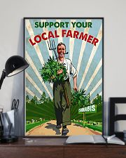 Support Your Local Farmer 11x17 Poster lifestyle-poster-2