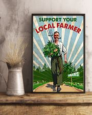 Support Your Local Farmer 11x17 Poster lifestyle-poster-3