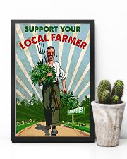 Support Your Local Farmer 11x17 Poster lifestyle-poster-8